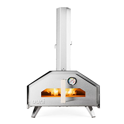 Uuni pro Multi fuelled Outdoor Oven by - Grill Kombination Pizzaofen