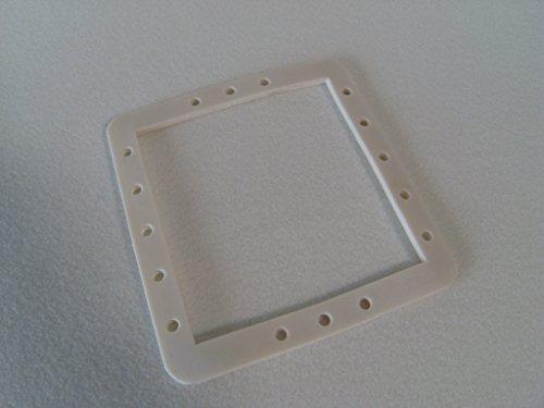 Ersatzdichtung, Doppellippe, passend für viele Miniskimmer, ca. 18,4 x 17,6 cm