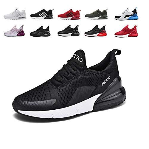 Mujer Zapatillas Deporte para Zapatillas de Ligeras Running Transpirables Cómodas Correr para Zapatos...