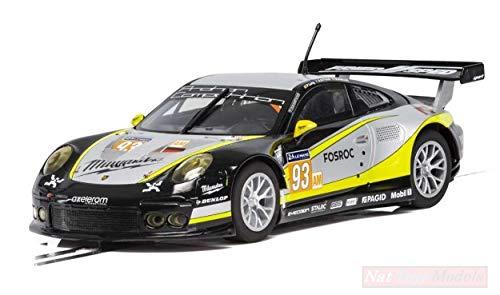 NEW SCALEXTRIC C4020 Porsche 911 RSR LE Mans 2017