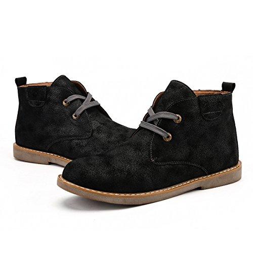 gracosy Desert Boot, Stivali da Uomo Scarpe da Neve Invernali in Scamosciate...