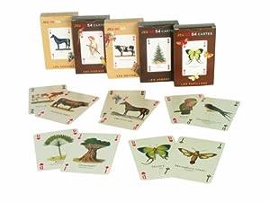 Editions Dusserre - Juego de cartas, 2 o más jugadores (db 02) Importado de Francia