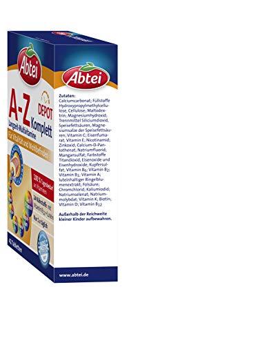Abtei A-Z Complete + Gingko 42 Stück - 5