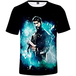 NANDY PERSONAL CARE Camiseta para NiñO Y NiñA, Camiseta con Estampado De Juegos En 3D, Camiseta De Manga Corta