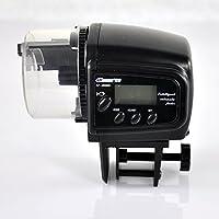 Lychee Distributeur Automatiques de nourriture Nourrisseur Mangeoire Automatique pour Poissons d'Aquarium Alimentaire Minuterie chargeur Chronomètre
