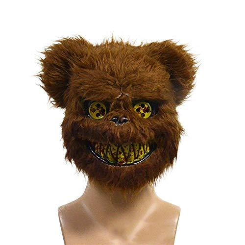 Kontrolle Tier Halloween Kostüm - ZXJUAN New Halloween Kinder Tier-Plüsch