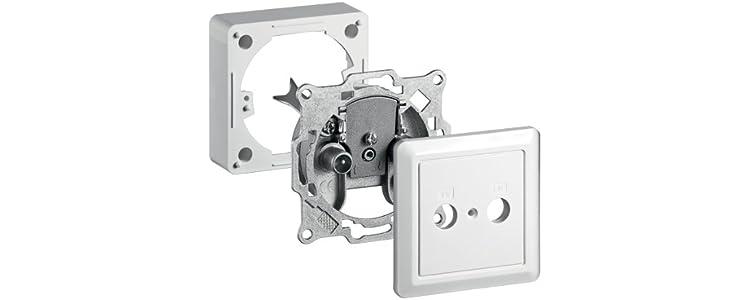 Placche materiale elettrico fai da te placche per interruttori e altro - Placche per interruttori ...