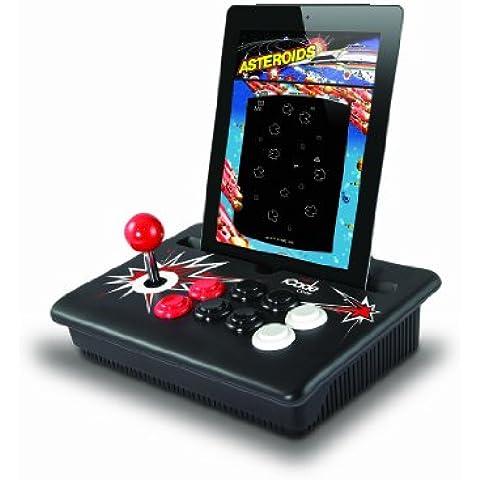 Ion iCade Core  Arcade Cabinet Blueetooth per iPad con Joystick e 8 Pulsanti - Nintendo Joystick Pc