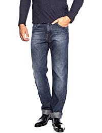 Hugo Boss - Jeans - Homme bleu bleu 33W x 32L