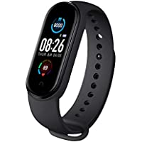 Smart Watch, Activity Tracker, Activity Monitor, Con display LED a colori da 0,95 pollici, Smartwatch Sport Donna e Uomo…