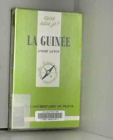 La Guinée par André Lewin
