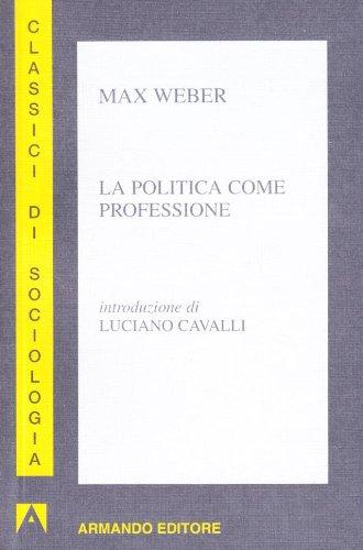 La politica come professione