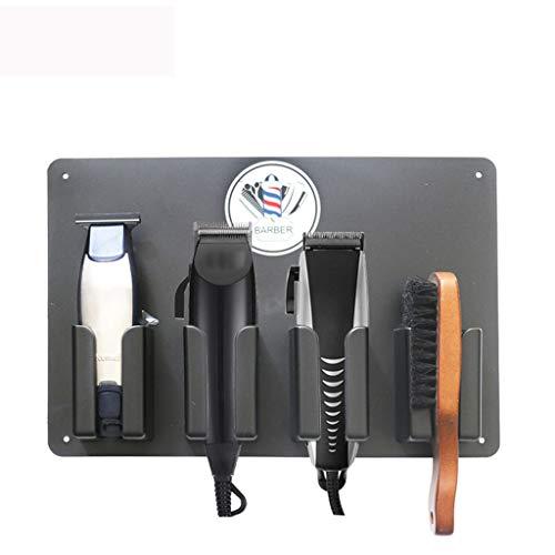 MA87 Friseur Aufbewahrung Praktischer elektrischer Haarschneider-Ständerhalter - Friseur-starter-kit