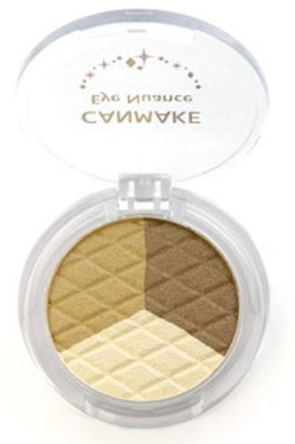 IDA Laboratories | Powder Eye Shadow | Eye Nuance 26 Caramel Biscuit (japan import)