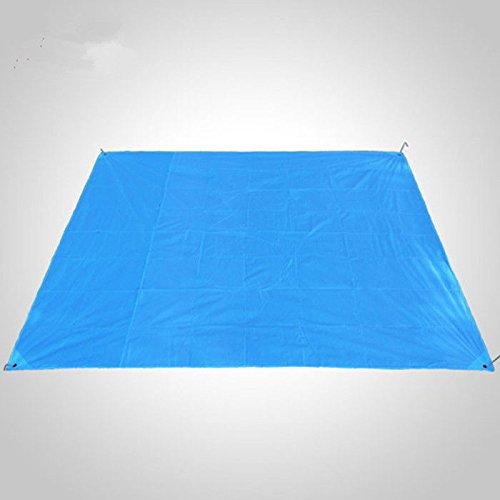 Doxn-Campeggio impermeabile Tarp tenda Massa pavimento spiaggia Picnic pantina parasole cuscino Mat