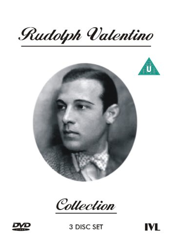 Rudolph Valentino Collection [DVD] [UK Import]