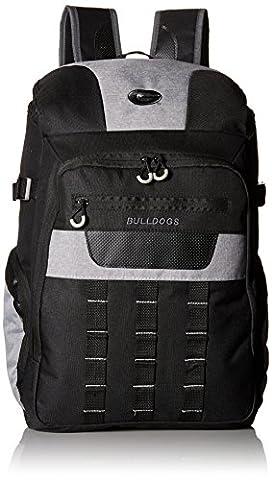 NCAA Oklahoma Sooners Franchise Backpack, 18.5-Inch, Black