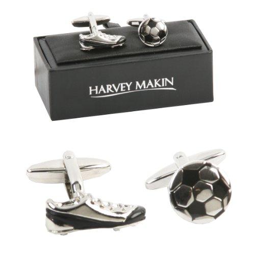 Harvey Makin - Gemelli a forma di pallone e scarpa da calcio