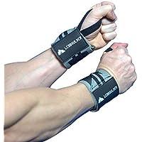 Evo Gewichtheben Arm Blaster Bizeps Isolator Fitness Unterstützung Riemen Wrap R
