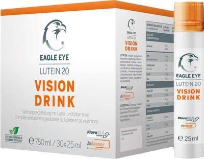 Eagle Eye Lutein 20 Visio 30X25 ml
