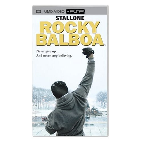 Rocky Balboa [UMD Mini for PSP] [UK Import]