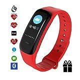 Torus Pro Activity Fitness Tracker Watch, Heart Rate Monitor, Smart Bracelet Pedometer Band