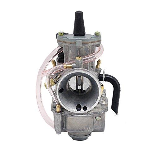 Ocamo Carburador de la Motocicleta Gasolina Generador,Carburador para SUV ATV UTV Modificado,PWK21...