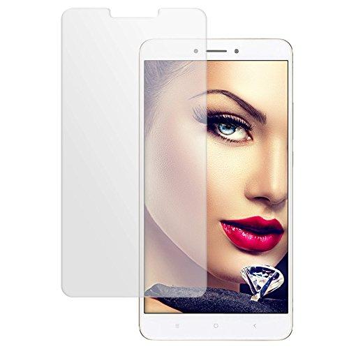 mtb more energy® Protector de pantalla de vidrio templado para Xiaomi Mi Max 2 (6.44'') - Película protectora Cristal Tempered Glass