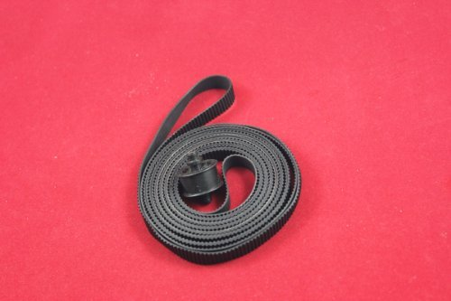 Carriage Drive Belt for HP DesignJet T610 T1100 T1120 Z2100 Z3100 Z3200 (44inch Model Only) by donparts -