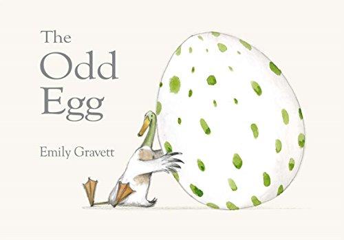 The Odd Egg: 1 por Emily Gravett