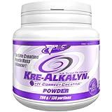Créatine Kre-Alkalyn en Poudre 200 g - Plus De Muscle Dès Une Semain