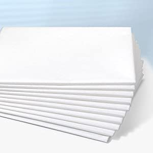 Dr. Güstel Waschfaserlaken ® CLASSIC Hygieneauflage weiss 1 Stück 80×210 cm STANDARD 100 by OEKO-TEX® zertifizierte Auflage für die Behandlungsliegen