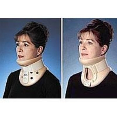 Philadelphia Cervical Collar (Philadelphia Collar with Trach Hole- Medium 33-40.6 cm, 10.8 cm H by Orthoheel)