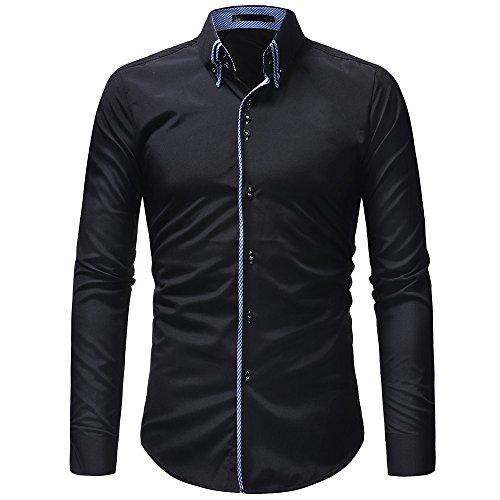 Vendita calda!,promozione uomo funky stampato biancheria camicia manica lunga fantasia floreale casuale shirt modello unico