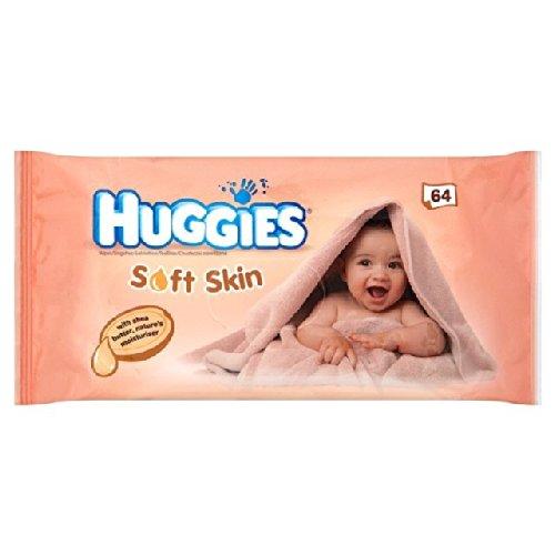 huggies-lingettes-soft-skin-64-par-paquet