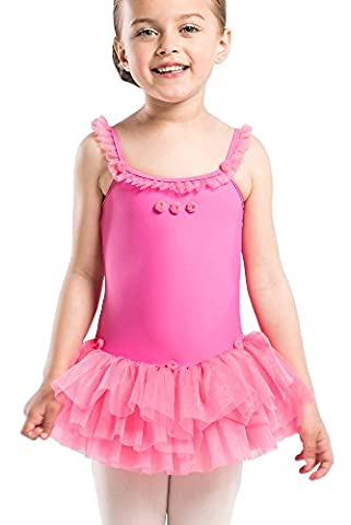 Wear Moi Praline Tunique Fille, Rose, FR : 10 Ans (Taille Fabricant : 10-12 Ans)