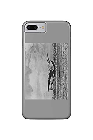 Boeing 314 China Clipper Over Water Airplane Photograph (iPhone 7 Plus Cell Phone Case, Slim Barely There)