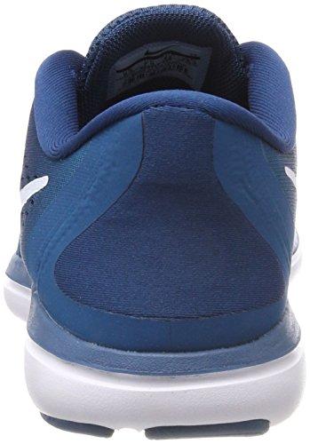 Nike Herren Flex 2017 Rn Laufschuhe Blau (forza Blu / Bianco / Verde Abisso / Nero 405)