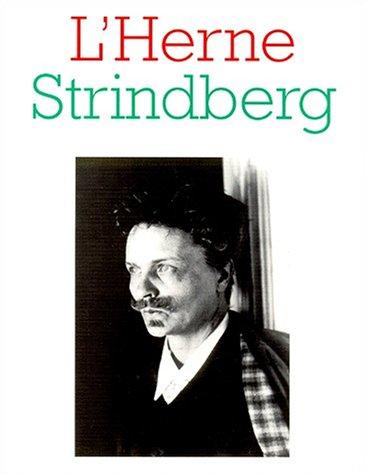 Cahier Strindberg, numéro 76