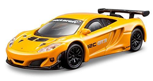 Gebraucht, 2012 McLaren MP4-12C GT3 [Bburago 38007], Orange, 1:43 gebraucht kaufen  Wird an jeden Ort in Deutschland
