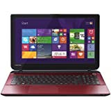 Toshiba Satellite L50-B-23G - Portátil de 15.6 pulgadas (WiFi, Bluetooth, Intel Core i5 5200U, 8 GB de RAM, 1 TB de disco duro, AMD Radeon R7 M260 con 2 GB, Windows 8.1 ) color rojo - teclado QWERTY español