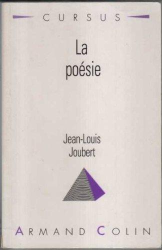 La Poésie par J.L. Joubert