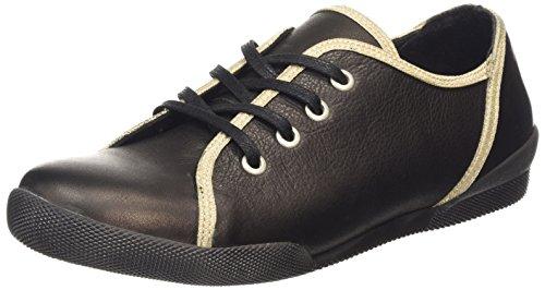 Andrea Conti - 0340521, Sneakers da donna, nero (98), 36