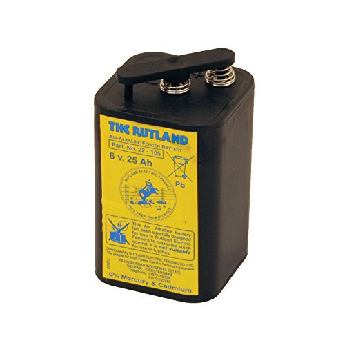 Nero Rutland Products 22-100R Batteria 55Ah