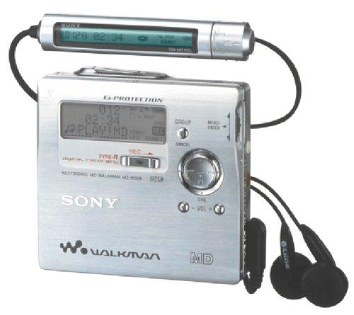 Sony MZ-R909 Enregistreur MiniDi...