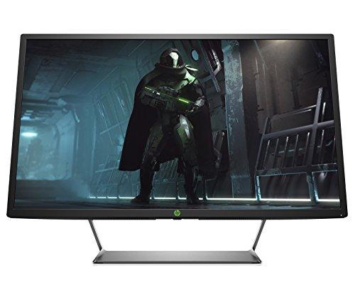 HP Monitor Pavilion Gaming 32 HDR High Dynamic Range, QHD, 2560 x 1440, 144 Hz, AMD Freesync, Pannello VA, HDMI, Display Port