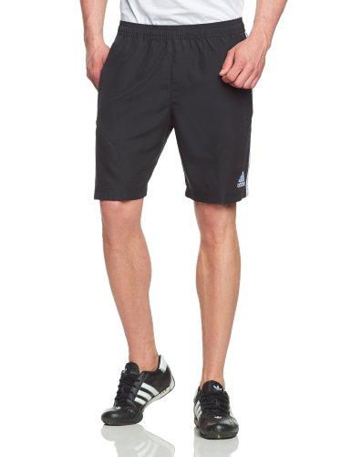 adidas, Pantaloni corti Uomo Tiro13 Wov, Nero (black/white), L