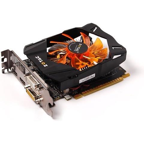 Zotac ZT-61102-10M NVIDIA GeForce GTX 650 Ti 2GB - Tarjeta gráfica (Activo, ATX, NVIDIA, GeForce GTX 650 Ti, GDDR5, PCI Express