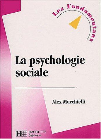 La psychologie sociale, nouvelle édition