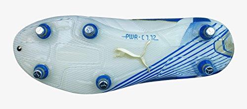 Puma  PowerCat 1.12 SG, chaussures de sport - football homme weiß / blau